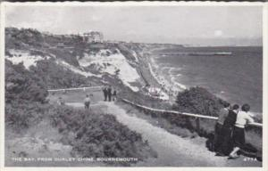 England Bournemouth The Bay From Durley Chine 1959