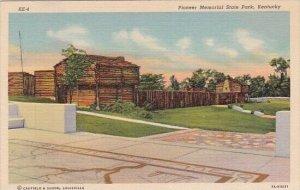 Pioneer Memorial State Park Kentucky
