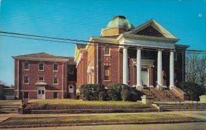 First Baptist Church And Educational Building Dunn North Carolina