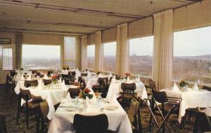 The Battery Motel's excellent dining room, view of St. John and the Harbour, ...