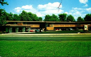 Ohio Cleveland The Buckeye Motel Lorain Road