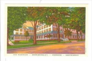 The Roseboro - Sharon Springs, New York, 30-40s