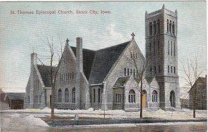 SIOUX CITY , Iowa, 1901-07 ; St Thomas Episcopal Church