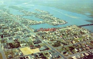 AIR VIEW LOOKING SOUTH FROM 94th STREET STONE HARBOR NJ The Seashore At Its Best