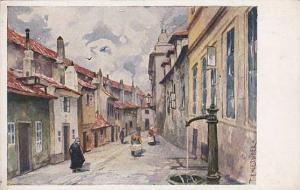 AS: T. Encelsiuller, Zlata Ulicka, Praha, Czech Republic, 1900-1910s