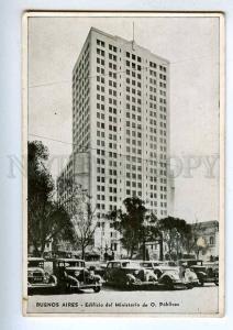 192202 ARGENTINA BUENOS AIRES Edificio del Ministerio Vintage