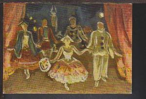 Im Rampenlicht Lichtenberger Postcard BIN