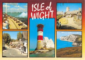 Postcard Isle of Wight, Multi View by J. Salmon Ltd N23
