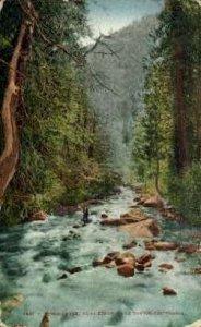 Hubbs Creek - Kings River Canyon, CA