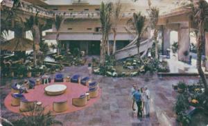 Mexico Acapulco Princess Hotel Lobby