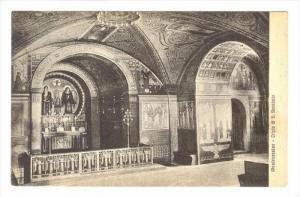 Cripta Di S. Benedetto, Montecassino (Rome), Lazio, Italy, 1900-1910s