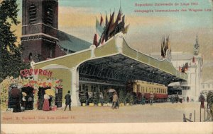 Belgium Exposition Universelle de Liége 1905 Compagnie Internationale 04.97