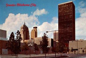 Oklahoma Oklahoma City Downtown