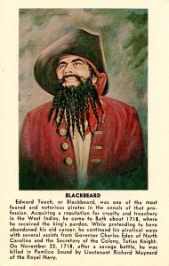 Famous People - Blackbeard, the Pirate