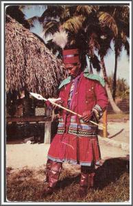 Florida Seminole Medicine Man - [FL-161]