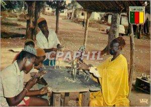 Postcard Modern Cameroon