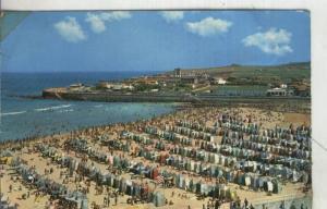Postal 4175 : Gijon: Playa San Lorenzo