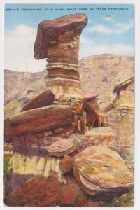 Amarillo TX Vintage Postcard Early 1900s A35