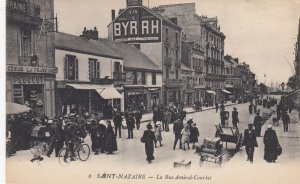 SAINT NAZAIRE , France , 00-10s ; La Rue Amiral-Courbet