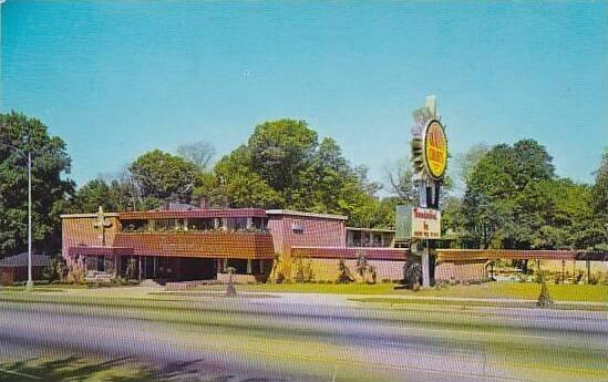 South Carolina Orangeburg Thunderbird Inn With Pool