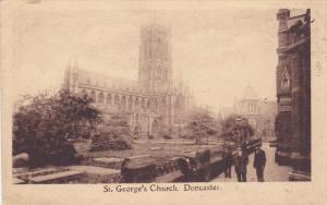 RAPHAEL TUCK, DONCASTER, England, PU-1915; St. George's Church