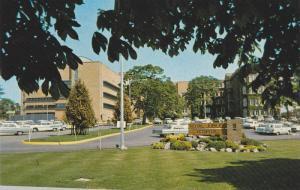 Classic Cars, Royal Jubilee Hospital, Victoria, British Columbia, Canada, 40-...