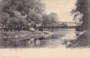 Bad Neuenahr (Rhineland-Palatinate), Germany, 1900-1910s Partie a.d. Ahr