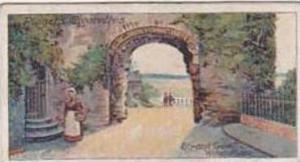Player Vintage Cigarette Card Celebrated Gateways 1909 No 38 Strand Gate Winc...
