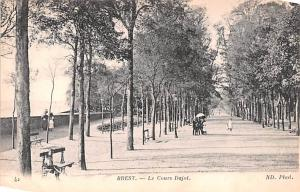 Brest France Le Cours Dajot Brest Le Cours Dajot