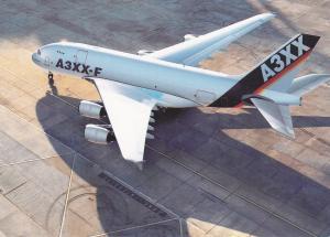 EADS Airbus GmbH,A3XX-F; 1960-80s