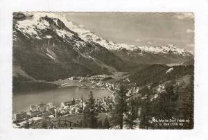 RP, St. Moritz-Dorf (1839 m), u. Bad (1775 m), Grisons, Switzerland, 1920-1940s