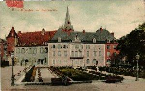 CPA GRENOBLE - Hotel de Ville (273082)