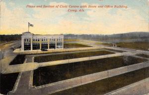 Corey Alabama~Plaza~Civic Centre~Store & Office Building~Where We Live~1917