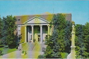 Kentucky Madisonville Hopkins County Court House