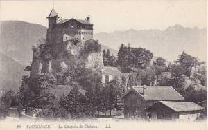 La Chapelle Du Chateau, Sassenage (Isere), France, 1900-1910s