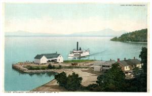 10418  NY Port Kent  Steamer landing