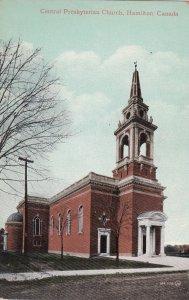 Central Presbyterian Church , HAMILTON , Ontario ; 00s-10s