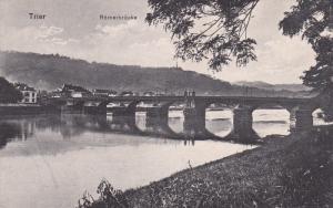 TRIER, Romerbrucke, Rhineland-Palatinate, Germany, 00-10s
