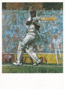 Issac Vivian Alexander Richards William Bowyer Art Gallery Painting Postcard
