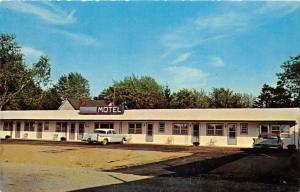 New York Fredonia   Hillcrest Motel,