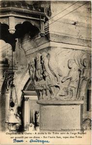 CPA BESSE Chapiteau de la Chaire (408784)