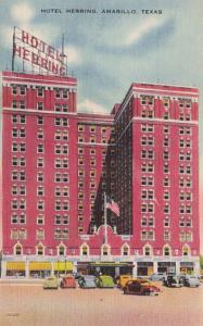 Texas Amarillo Hotel Herring