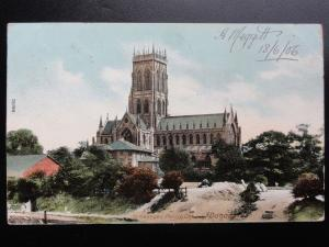 Doncaster: St. George's Parish Church c1906 - Pub by The Wrench Series
