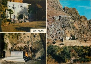 Turkey Postcard Antakia Saint Pierre