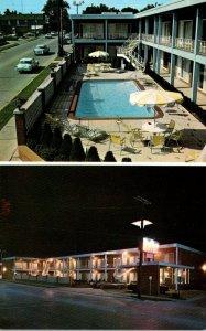 Kentucky Owensboro Colonel House Motel