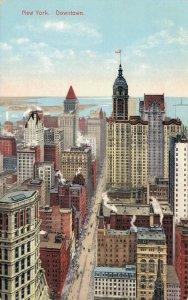USA New York Downtown 04.99