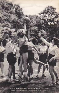 Girls Athletics Camp Crestwood Southington Connecticut Artvue