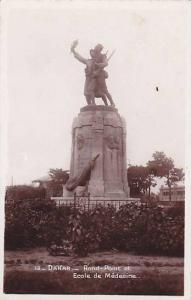 RP, Rond-Point Et Ecole De Medecine, Dakar, Senegal, 1920-1940s
