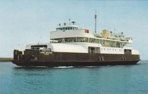M.V. Lord Selkirk,  Wood Island,  Charlottetown,  P.E.I.,   Canada,  40-60s