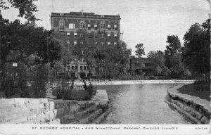 St. George Hospital, Winneconna Parkway, Chicago